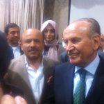 İstanbul Büyükşehir BelediyeBaşkanımız Kadir TOPBAŞ ve YKB. Kemal KARABACAK ile Çankırılılar Gecemize Teşrif Toplantımız