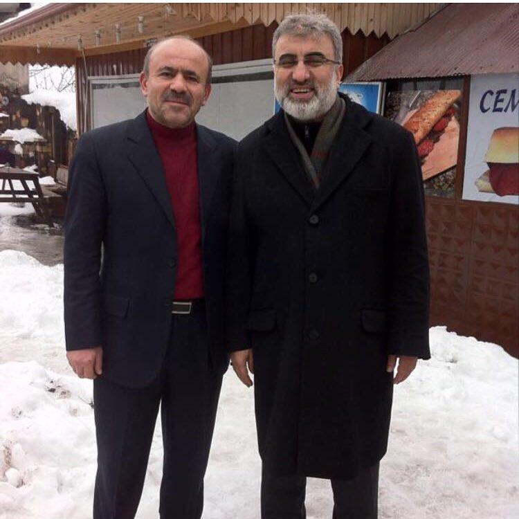 Enerji Bakanımız Taner Yıldız ve YKB Kemal KARABACAK
