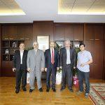 Sultangazi Belediye Başkanımız Cahit ALTUNAY ı Ykb. Kemal KARABACAK ile ziyaret